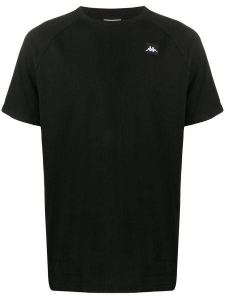 Рубашка прямая черная Kappa