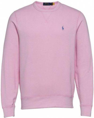 Różowy sweter Ralph Lauren