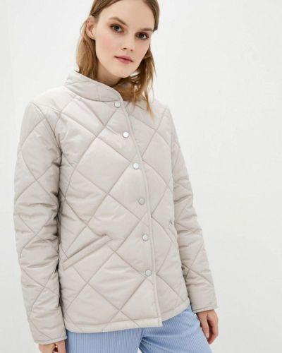 Утепленная куртка - бежевая Evolve