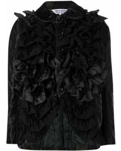 Черная куртка Comme Des Garçons Comme Des Garçons
