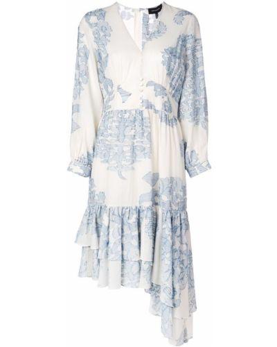 Платье миди на молнии Robert Rodriguez Studio