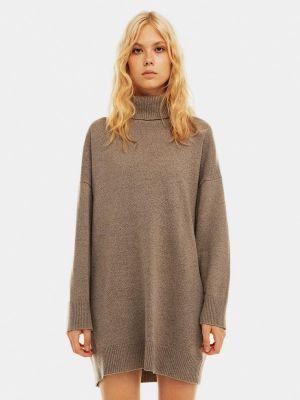 Вязаное платье - бежевое Befree