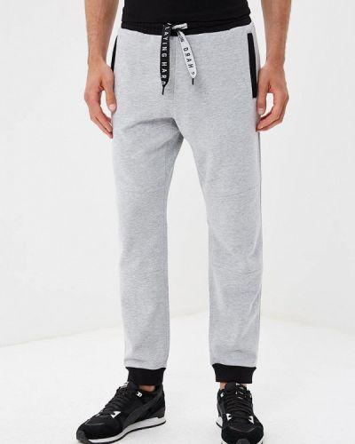 Серые спортивные брюки Sela
