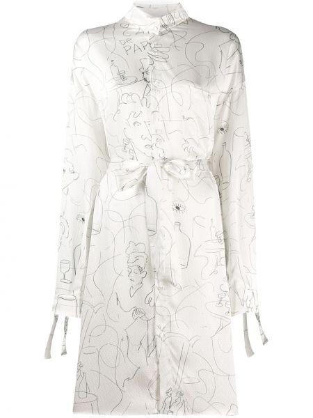 Платье платье-рубашка Lautre Chose