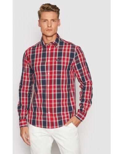 Czerwona koszula Wrangler