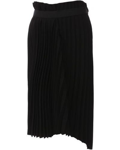 Плиссированная юбка с поясом Balenciaga