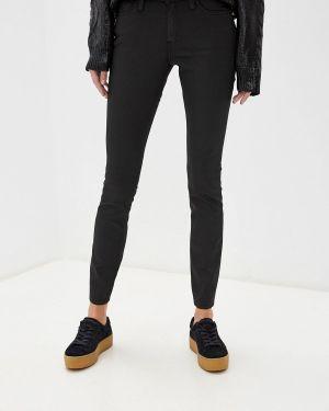 Джинсы-скинни mom черные Calvin Klein Jeans