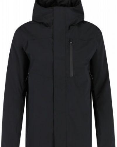 Черная водонепроницаемая куртка Northland