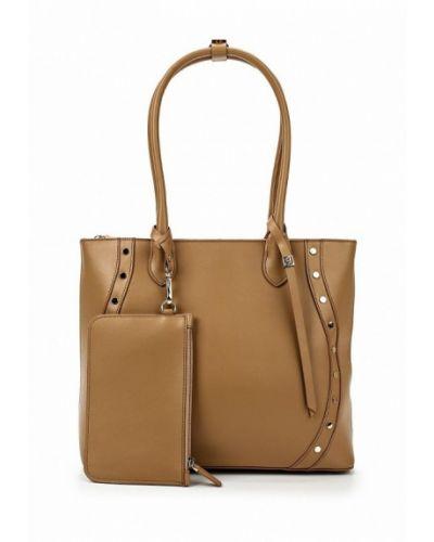Бежевая сумка Galaday