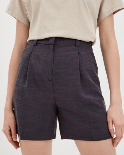 Повседневные серые шорты Sisley