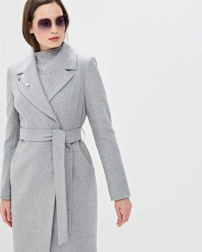 Пальто демисезонное серое Avalon