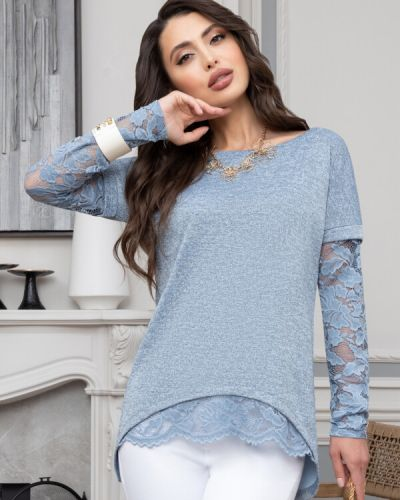 Гипюровая блузка Charutti