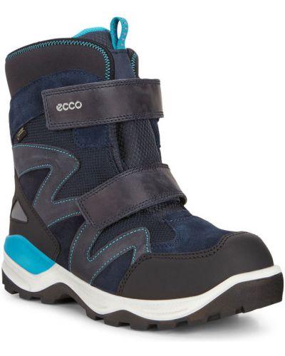 Ботинки мембранные оранжевый Ecco