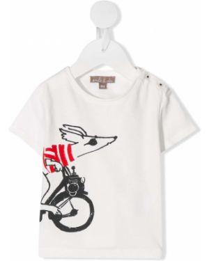 Белая рубашка Emile Et Ida