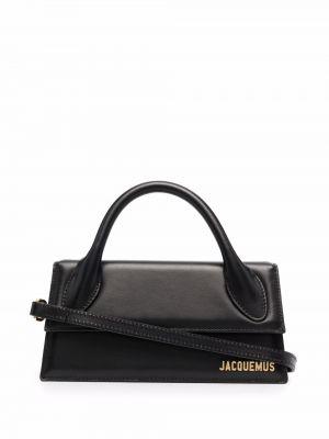 Черная сумка на плечо Jacquemus