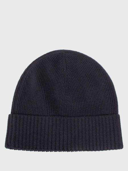 Трикотажная шапка - черная Tommy Hilfiger