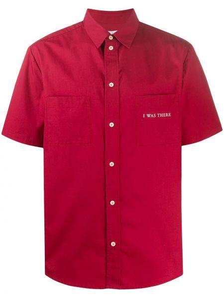 Koszula krótki rękaw bawełniana Ih Nom Uh Nit
