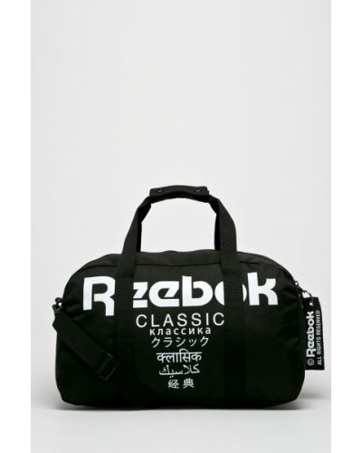 Сумка через плечо спортивная текстильная Reebok Classic