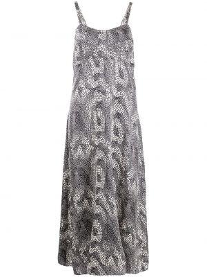 Платье-комбинация - черное Isabel Marant