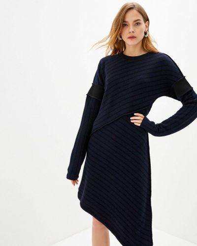 Платье вязаное осеннее Mm6 Maison Margiela