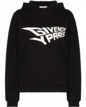 Bluza z kapturem z kapturem z kieszeniami Givenchy