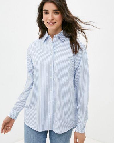 Джинсовая рубашка с длинными рукавами Guess Jeans