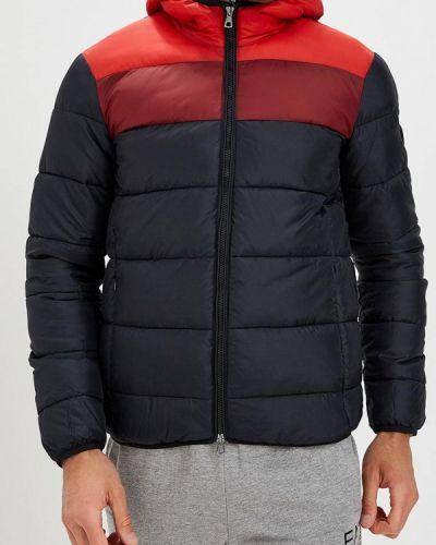Утепленная куртка демисезонная осенняя Ea7