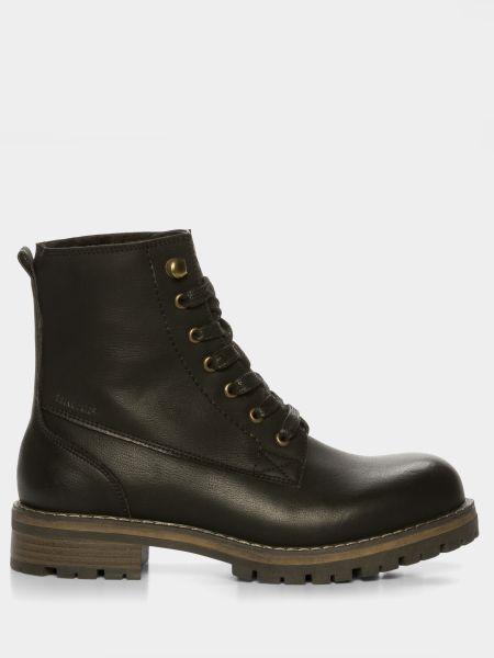 Ботинки с мехом - черные M Wone