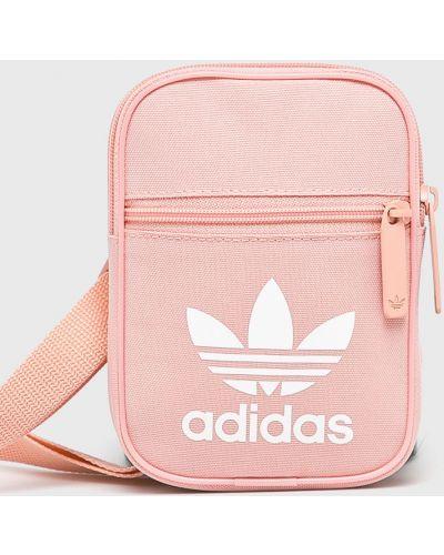 Сумка через плечо маленькая розовый Adidas Originals