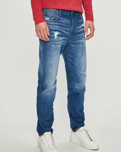 Джинсы-скинни на пуговицах с карманами G-star Raw