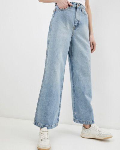 Расклешенные широкие джинсы Wrangler
