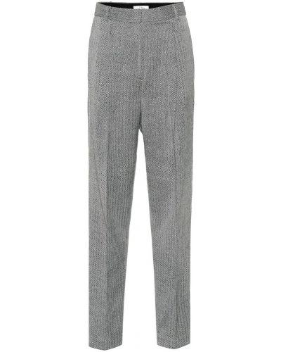 Wełniany klasyczne spodnie Tibi