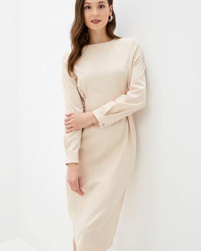 Платье прямое осеннее La Biali