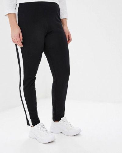 Спортивные брюки черные весенний Rosa Thea