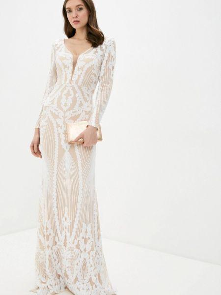 Белое свадебное платье Soky & Soka