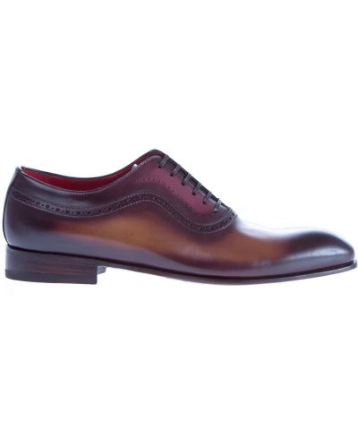 Туфли на шнуровке итальянские Barrett