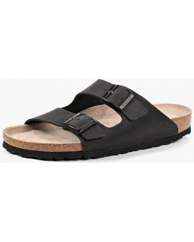 Черные сандалии Genuins