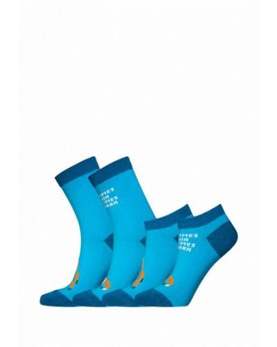 Голубой носки набор Bb Socks