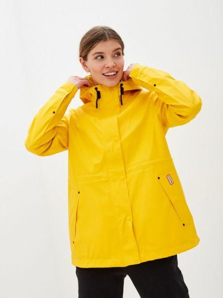 Куртка - желтая Hunter