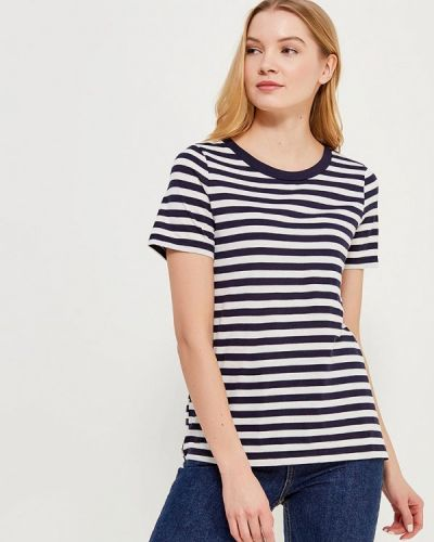 Синяя футболка Vero Moda