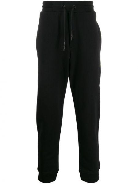 Spodnie sportowe o prostym kroju na gumce Mcq Alexander Mcqueen