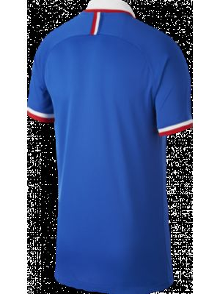 Koszula zielona niebieski Nike