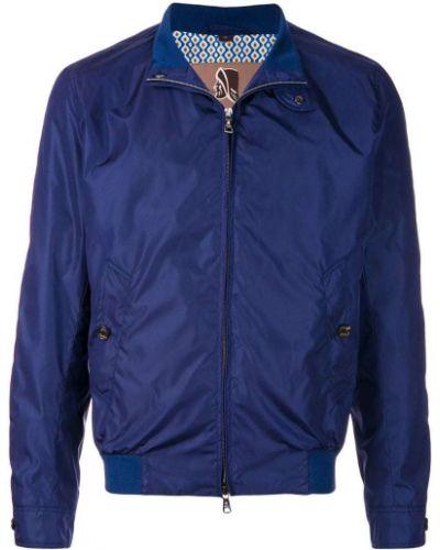 Синяя куртка Sealup