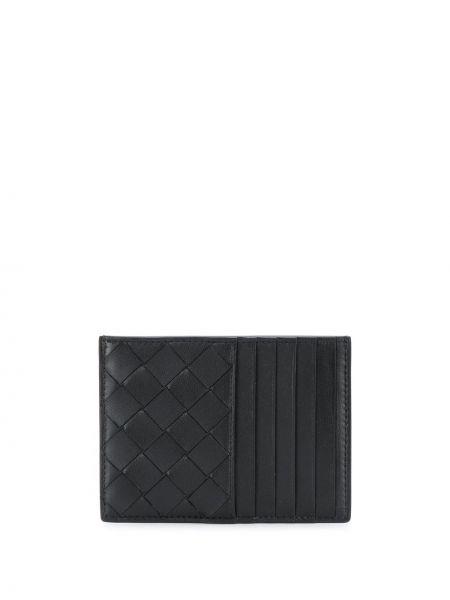 Кожаный кошелек для монет Bottega Veneta
