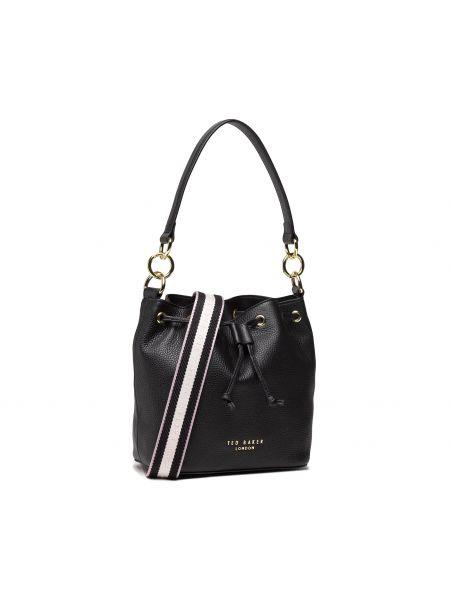 Czarna klasyczna torebka Ted Baker