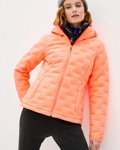 Оранжевая утепленная куртка Icepeak