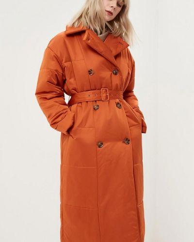 Утепленная куртка - оранжевая Akhmadullina Dreams
