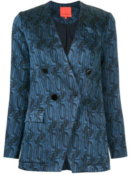 Синий пиджак Manning Cartell