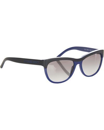Czarne okulary Burberry Vintage