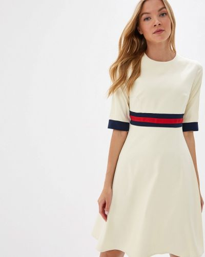 Платье - белое D&m By 1001 Dress